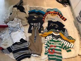 18-24 month clothing bundle