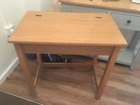 Small computer table work desk