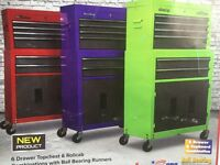 Sealey American Pro Tool chest and roll cab