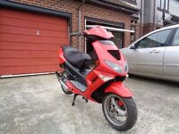 Peugeot speedfight 50 cc Automatic spare /repair /viewing Callington evenings/weekends