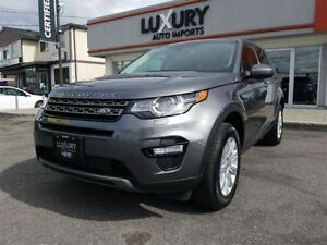 2016 Land Rover Discovery Sport SE-SI4-NAVIGATION-PANOROOF- ONLY