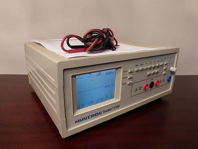 Huntron Tracker 2700 Component Tester Circuit Analyzer - Calibrated