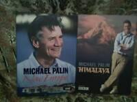 Michael Palin books