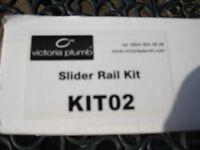 Victoria Plumb shower slider rail kit