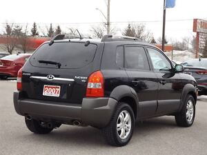2007 Hyundai Tucson GL V6 | CLOTH | SAFETY CERTIFIED | ALLOYS | Stratford Kitchener Area image 14