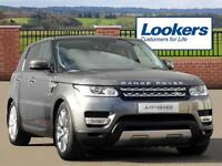 Land Rover Range Rover Sport SDV6 HSE (grey) 2014-10-30