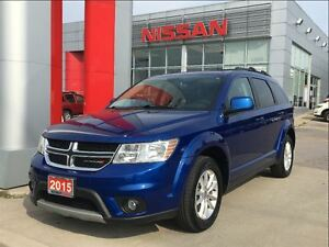 2015 Dodge Journey SXT, DVD, Navigation, UConnect Phone