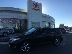 2014 Toyota Venza XLE AWD PREMIUM PACKAGE!