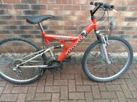 AMMACO ILLUSION MENS MOUNTAIN BIKE