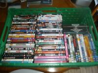 75 DVDs for Sale
