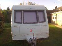 Coachman VIP 460/2 two berth caravan in excellent condition