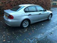 2007 BMW E90 3 SERIES 320i not 320D M Sport repair Full Service History 3 KEYS not spares Audi Leon