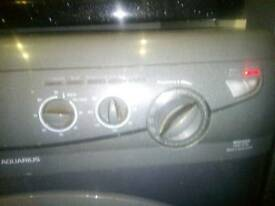 Washer dryer hotpoint Aquarius