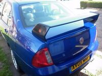 MG zs twin cam injection .