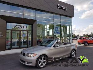 2009 BMW 128I i, en préparation