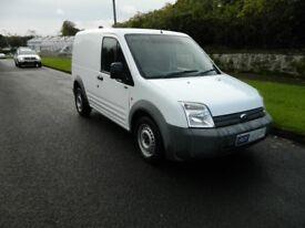 very clean we van with no vat