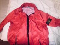 Official authentic Stone Island Jacket (Red)
