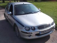 2004 ROVER 25 1.4, MOT APRIL 2018, ONLY 72,000 MILES, ONLY £425
