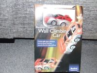 REMOTE CONTROL - WALL CLIMBING CAR **BRAND NEW - NEVER OPENED**FROM MENKIND**