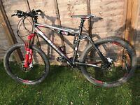 Cube xms pro 120 Mountain bike