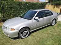 Breaking for spares MG ZS / Rover 45 1.8 120BHP MNX silver (suspect headgasket)