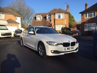 BMW 3 Series 2.0 320d EfficientDynamics 4dr (start/stop) IDRIVE - LEATHER - FULL SERVICE HISTORY -