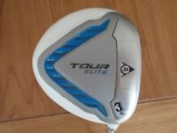 3 Wood 15 Degree Dunlop Tour Elite.