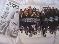 Trio of Walking Dead Comic Books