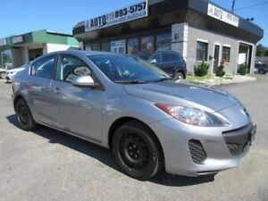 2013 Mazda 3 GS-SKY (Automatic, A/C, Power Group)