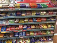 confectionary display stand