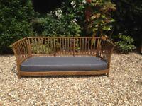 Ercol sofa - Retro Vibe - professionally re-upholstered - fantastic bargain