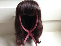 Lady's Wig -- Unused