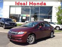 2012 Honda Civic EX APR FROM 1.99%