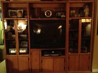Beautiful Entertainment Centre        JUST REDUCED