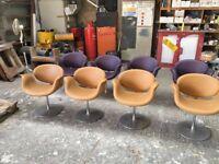 Artifort Pierre Paulin Tulip Chairs