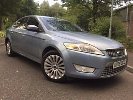 Ford Mondeo 2.0 TDCi Titanium X 5dr F/HISTORY NEW CLUTCH&FLYWHEEL RING NOW FOR MORE INFO 07735447270