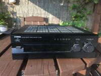 Yamaha AX-496 stereo amplifier