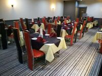 55 CHAIRS AND 15 TABLES FOR INDIAN/ITALIAN RESTAURANT/CAFE/BISTRO