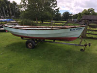 Drascombe Dabber sailing dinghy for sale