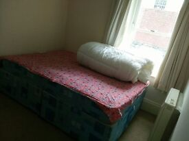 Bed with Matress Only in 7 Pounds
