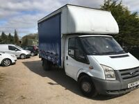 Ford transit 115t350 2006(56) Lwb curtain sider good condition throughout