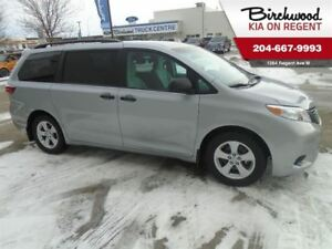 2015 Toyota Sienna 5dr 7-Pass FWD *LOCAL TRADE GREAT CONDITION!*