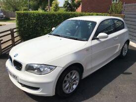 BMW 1 SERIES 118D ES 141BHP 3DR