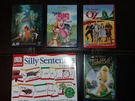 KIDS DVD / GAME