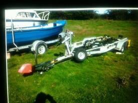 Boat & trailer project