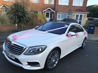 Cars for hire - London -Wedding/Prom/ALL needs- Beautiful Vehicles - Reasonable rates - MERCEDES/BMW