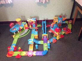 Toot Toot play sets