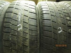 205-65R215 2 ONLY USED MATCHING RIKEN A/S TIRES