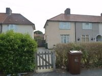 LARGE EXTENDED 2 DOUBLE BEDROOM SEMI DETACHED HOUSE IN DAGENHAM