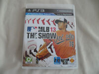 MLB The Show 13 PS3